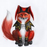 Cicero  Fox by Smeha