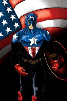 Captain America 09 by thelearningcurv