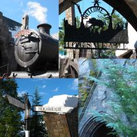 Welcome to Hogsmeade by modestlobster