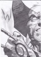 Wolverine by monkeynuts123