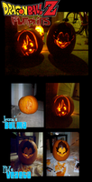 Dragonball Z Pumpkins by Channel-Square
