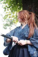 Kenshin Cosplay 9 by theredviper