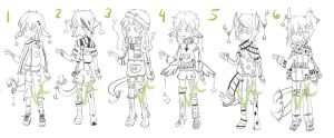 Sketchy adopts auction (CLOSED) by VanyllaCoffi