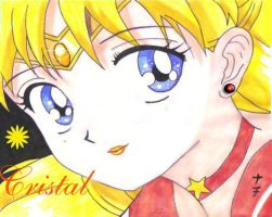 Sailor Venus by Sailorcristal