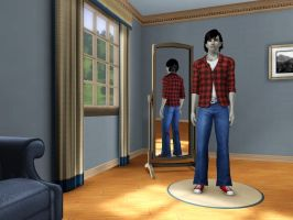Marshalee Sims 3 Version by youngni