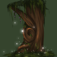 Tree by RuuRuu-Chan