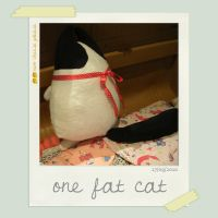 Fat Cat 2 by restlesswillow