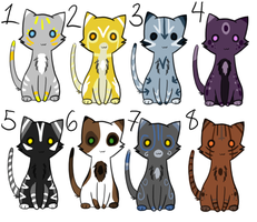 Cat point adopts 2 :CLOSED: by Savannah-Nanna