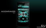 Moonraker V1.1 Android Theme by elenoirent