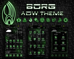 Startreck Borg ADW Theme for Android by cddoulos