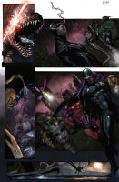 Marvel Test by 00AceOfSpades00
