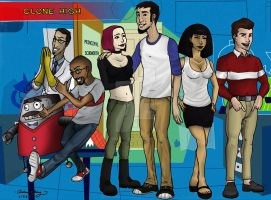 Clone High by TigerBlack62