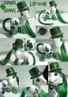 Shamrock Shimmer by customlpvalley
