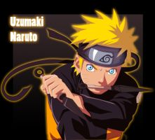 Naruto recoloured by benderZz