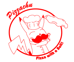 Pizzachu by LimeTH