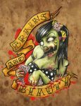 Brains and Beauty remastered by mange