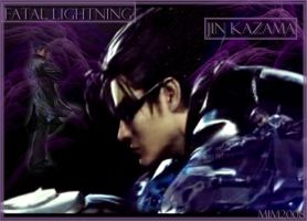 Jin Tekken 6 Wallpaper by The-JinKazama-Club