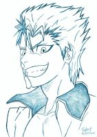 Grimmjow Jaegerjaquez by EXIronRob