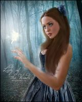 Lady of the Woods by Elenthari