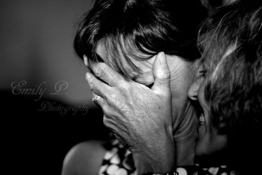 Momy don't cry by Mme-Roux