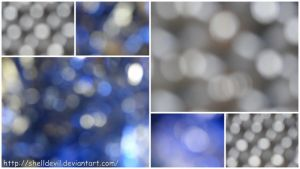 Bokeh Pack 3 by shelldevil