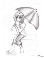 Rainy Days by rockkitten7