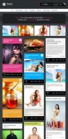 Pravda - Retina Responsive WordPress Blog Theme by ZERGEV