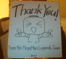 My thank you from Legends 3 Dev team by Jetman2045