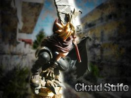 Cloud Strife by Andrex91