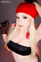 Winry 02 - FMA cosplay by Kitty-Honey