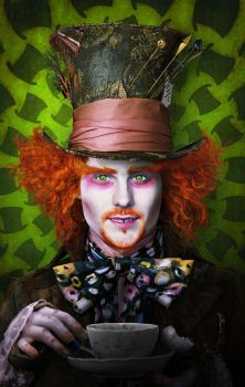 Mad Hatter me by Simon120188