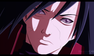 Uchiha Madara by FabianSM