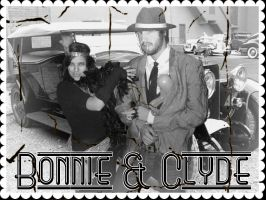 Bonnie And Clyde by prrrk03