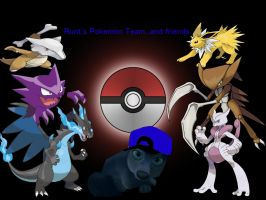 Runt's Pokemon Team by Metallica1147