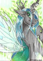 MLP - Chrysalis by Temrin