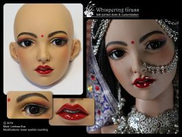 Limhwa Eva faceup by scargeear