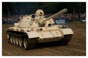 T 55 A by jerrywhite2