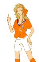 APH - Finger - FEM Holland by BunnyHomo