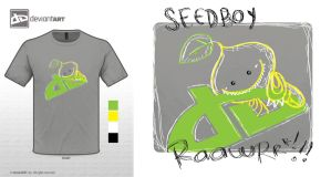 SEEDBOY CUTE MONSTER CONTEST by PsychodelicRainbow