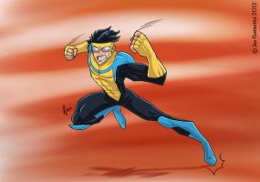 Invincible by 2Ajoe