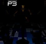 .:MMD:. Persona 3 Fanmade Poster (Dark version) by Miku-Nyan02