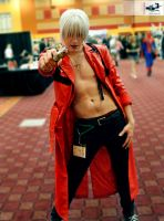 Dante at saboten con 2013 by FarOffMemoryCosplay