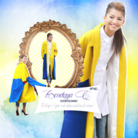 PNG Pack (41) Zendaya Coleman by PS-ID