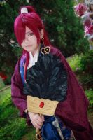 Magi - Ren Koumei by Xeno-Photography