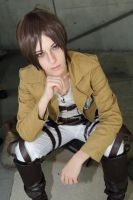 Shingeki no Kyojin: Deep Thought by m-ichiko