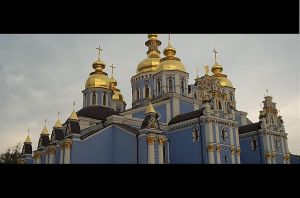 St Sophie, Kiev, Ukraine by superjuju29