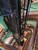 iPhone moment - QVB Elevator Shaft by BrendanR85