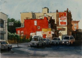 Webster Ave by grobles63