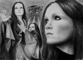 Tarja Turunen2 by ALiaS-BG