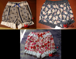 Set of bloomers by Navika
